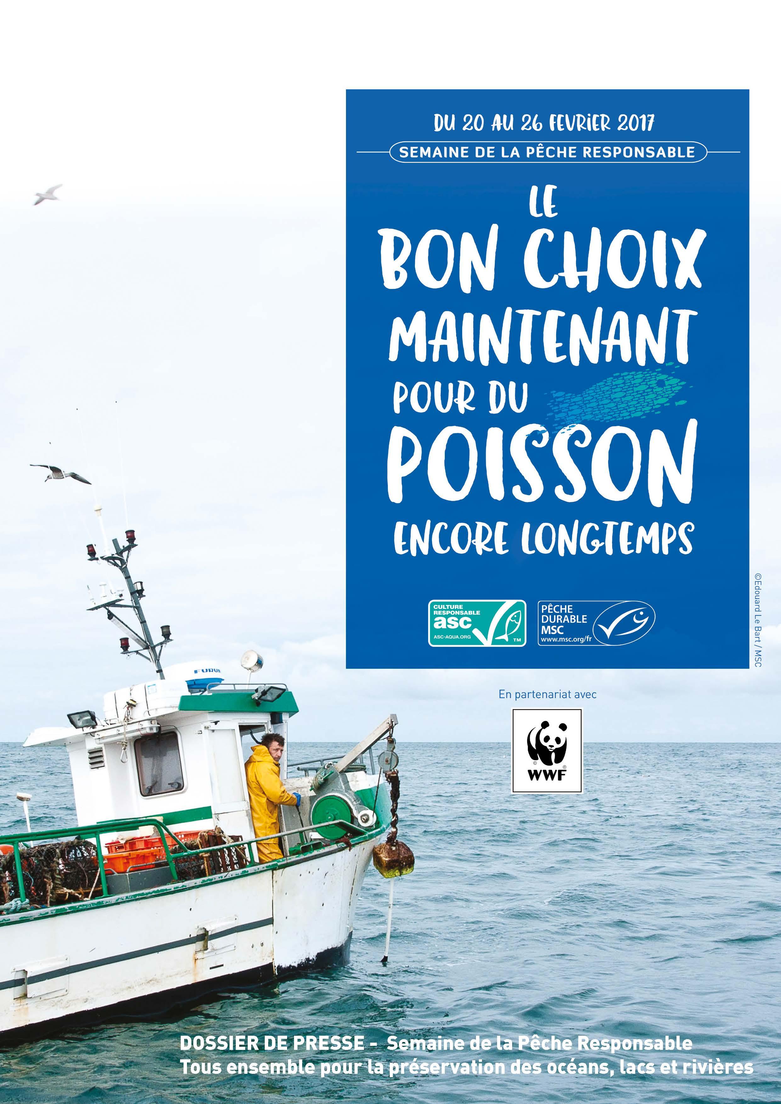 CP semaine de la pêche durable MSC /WWF page 1