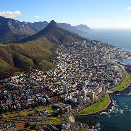 Visuel SAPMER en Afrique du Sud