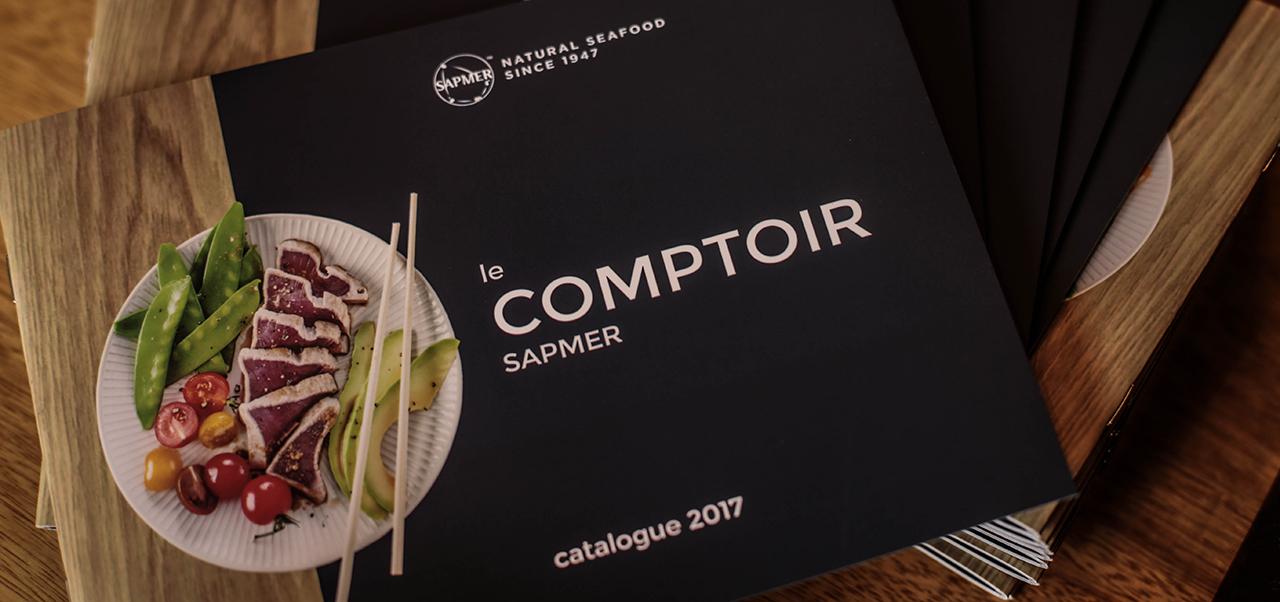 Catalogue produits COMPTOIR par Sapmer