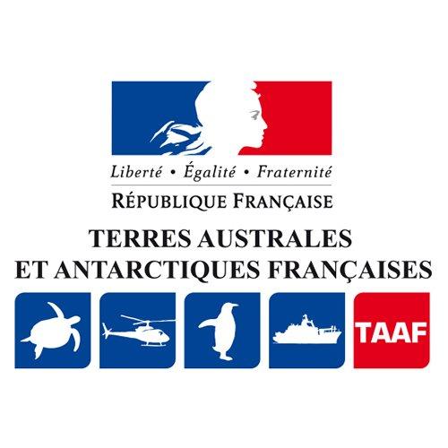 Logo Terres australes et antarctiques françaises