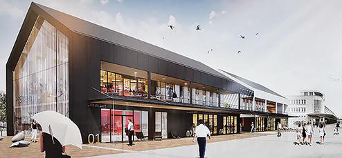 Le point de vente se trouve en centre-ville de Concarneau à proximité de la Ville-Close, Bâtiment Ouest criée, local 2.