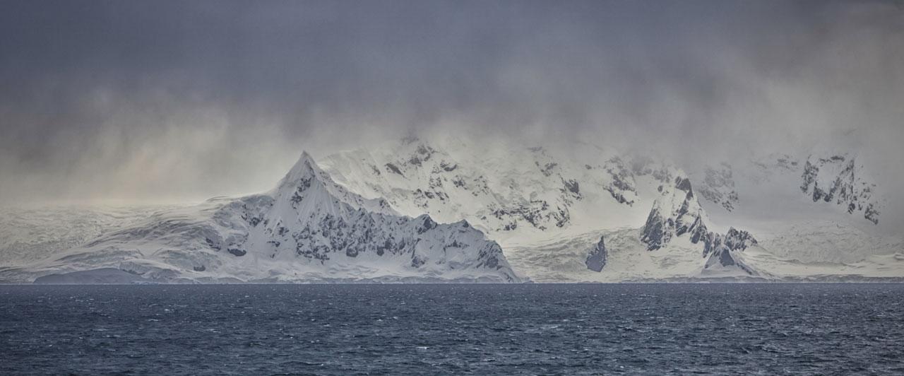 Background légine antarctique SAPMER