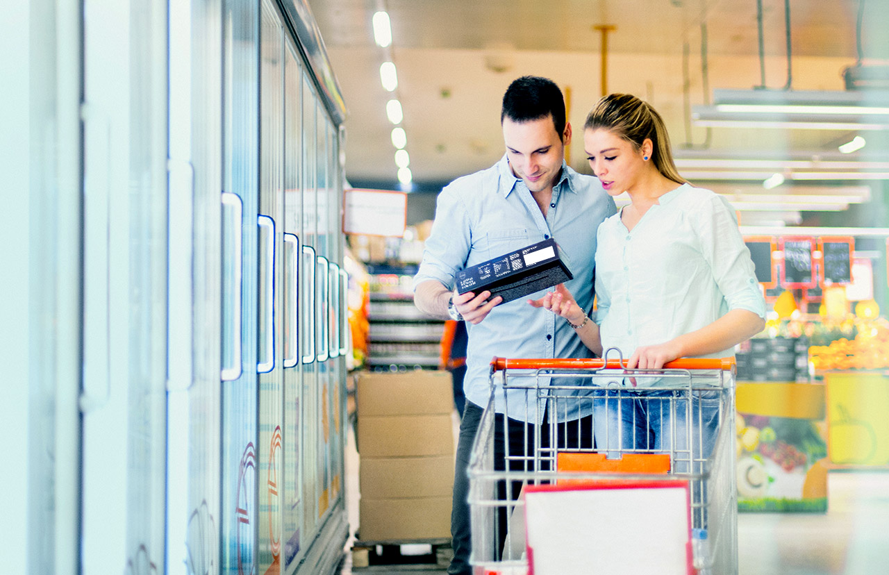 SAPMER en supermarché