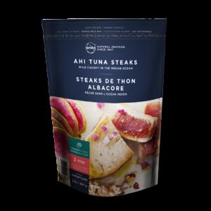 Sachet 6 steaks de thon albacore