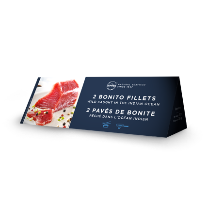 Visuel packaging SAPMER 2 pavés de bonite