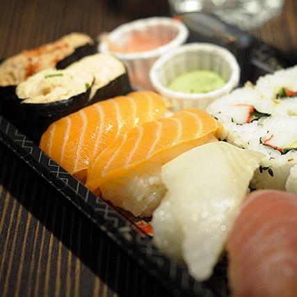 Visuel sashimi SAPMER