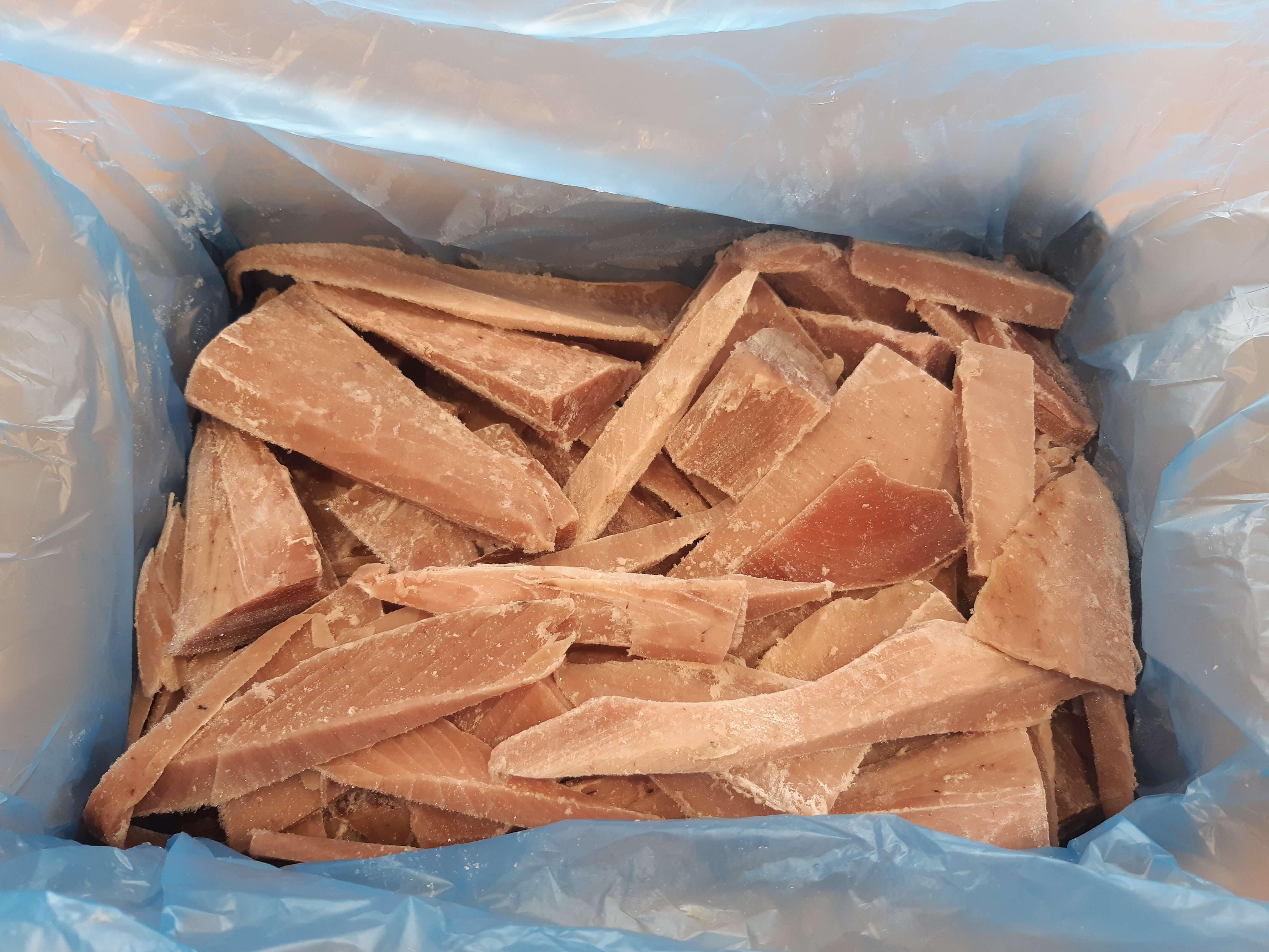Morceaux de thon - Carton 5 kg