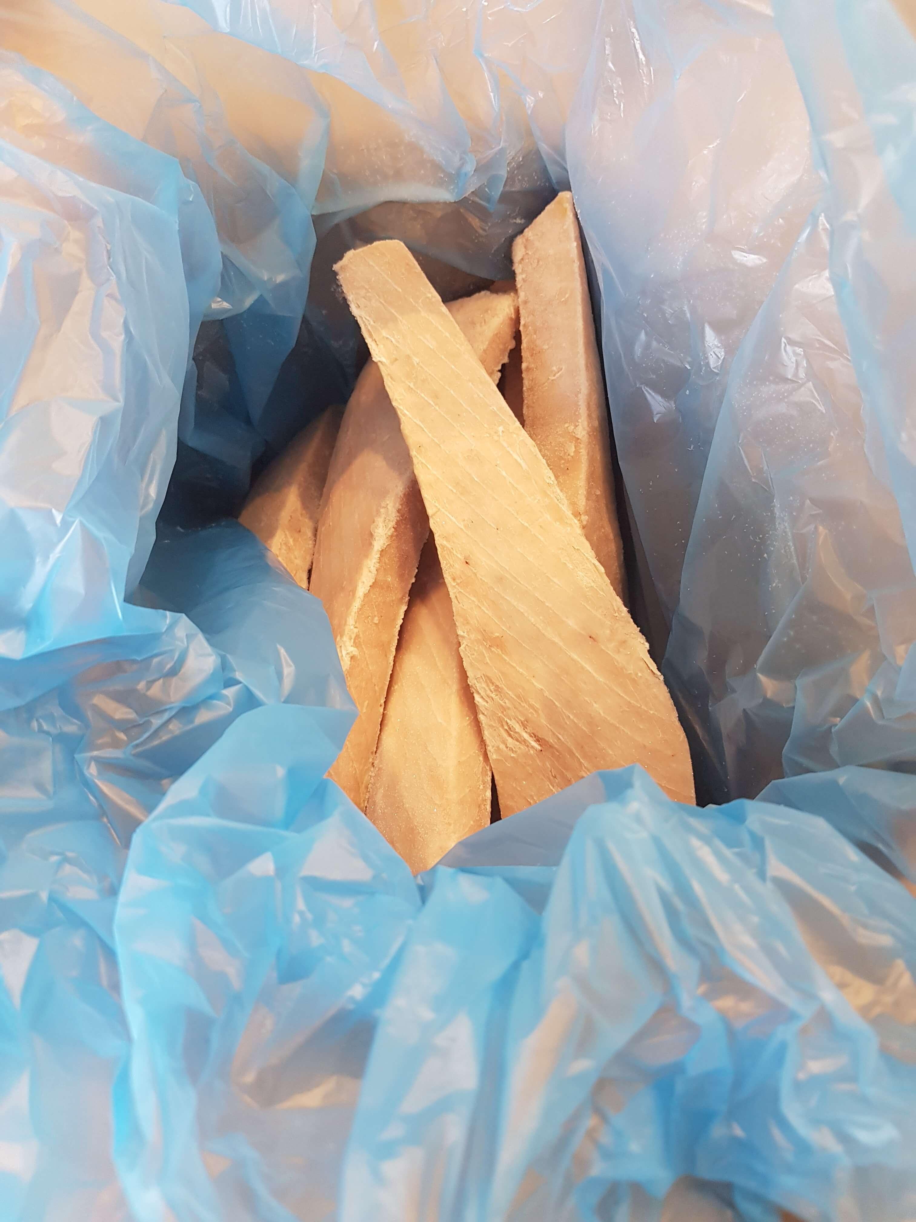 Ventrèche de thon albacore - 2 kg - 17 caisse